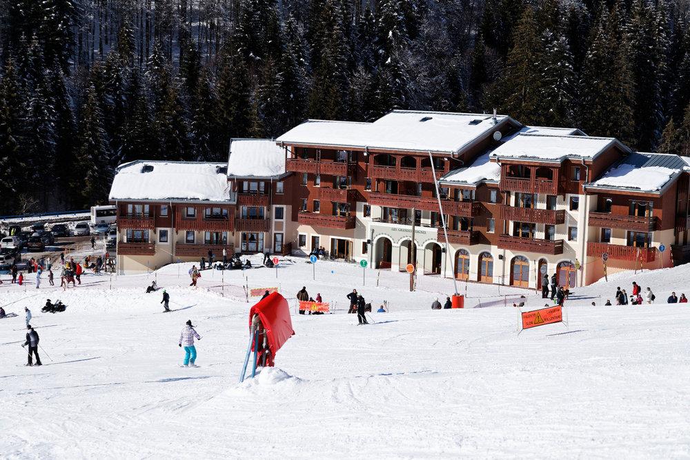 Location Appartement Vosges Ski