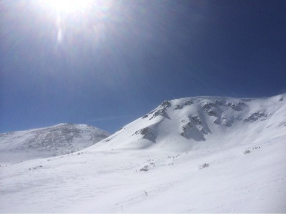 Awesome visit to Breckenridge this year! Peak 6 here spectacular views, lots of powder...... 2-28-14