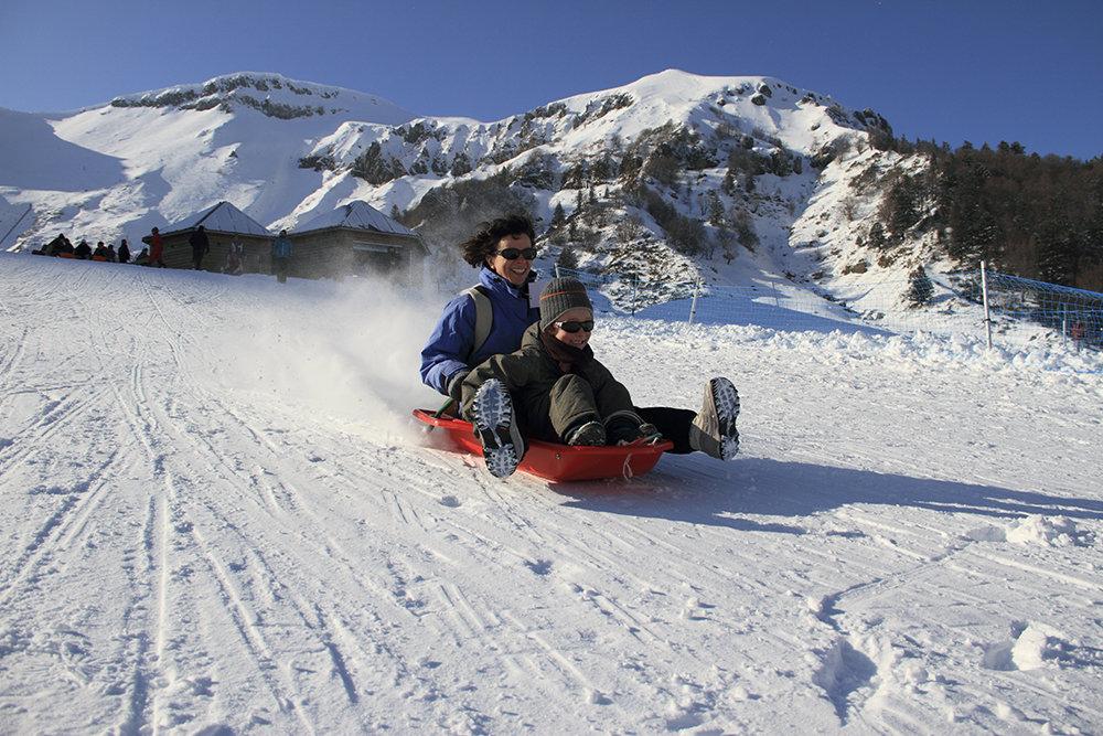 massif central le lioran vs le mont dore skiinfo