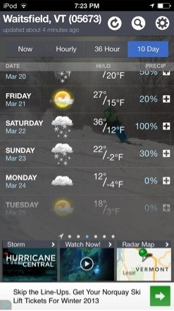 Saturday/Sunday will be a powderfest❄️