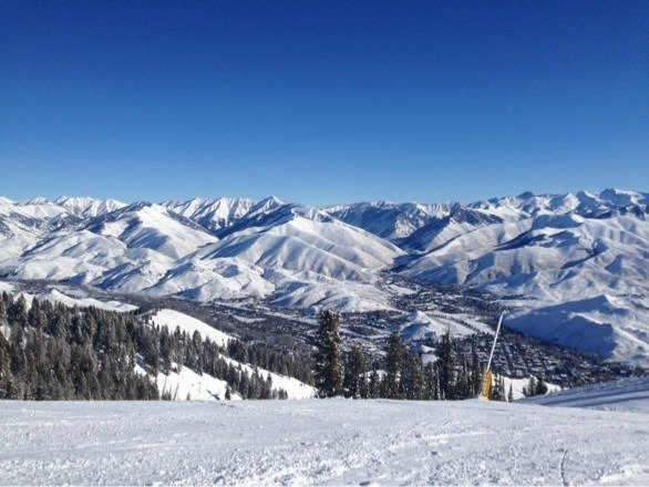 Thank you Sun Valley for an awesome season!!! Sun Valley is the best mountain on earth, never crowded, and always has great snow!!! For those of you who have never been there, I think it's better than Vail, Northstar, Mammoth, Big Sky, Whistler, Etc.