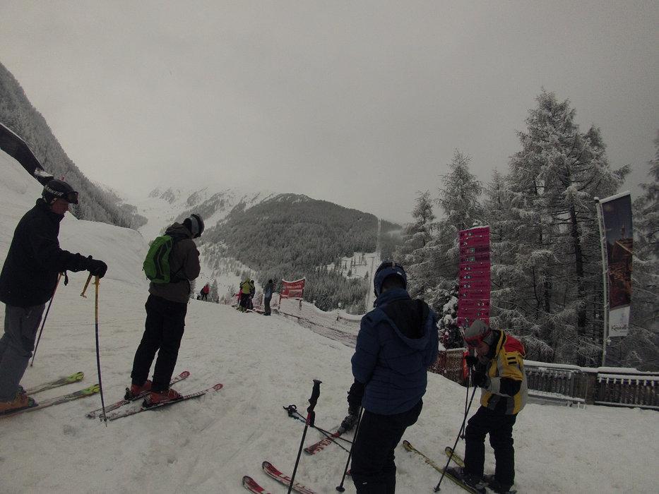 Skiing Klausberg - ©Yannick Voss/Skiinfo
