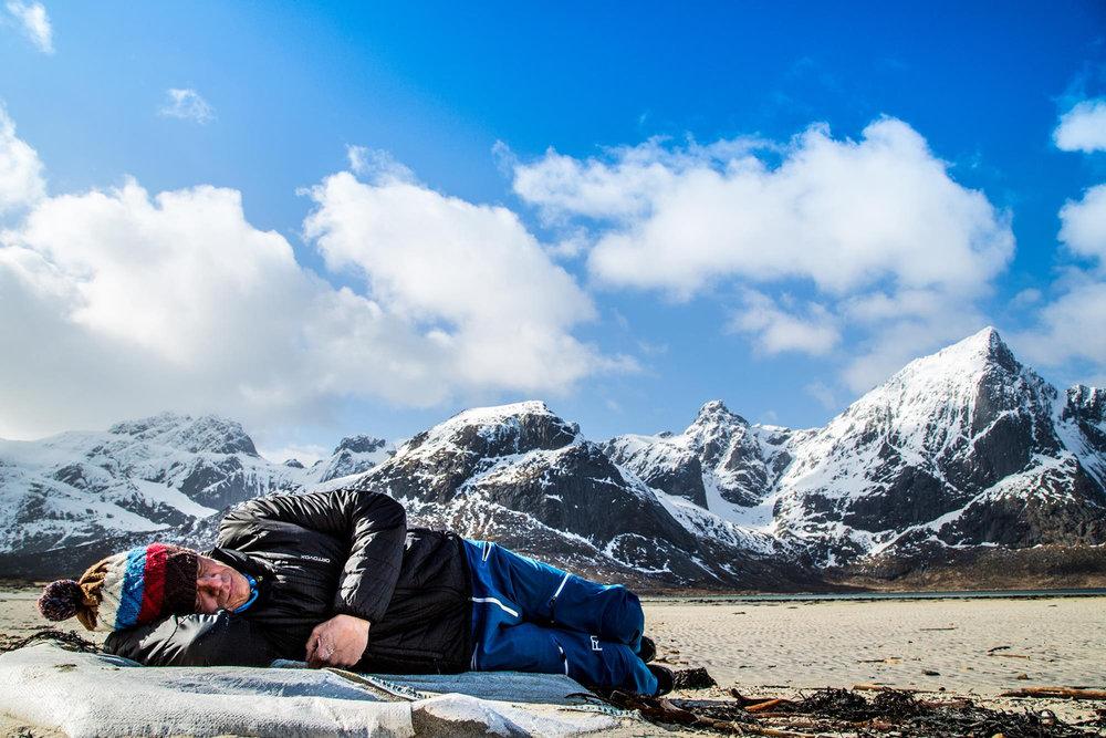 Ein Mittagsschläfchen vor diesem Panorama? Da kann man sich doch eigentlich nicht dran satt sehen - ©WhiteHearts