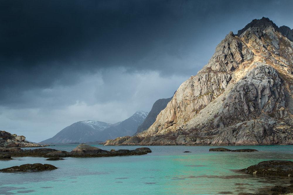 Die blaue Lagune auf norwegisch - ©WhiteHearts