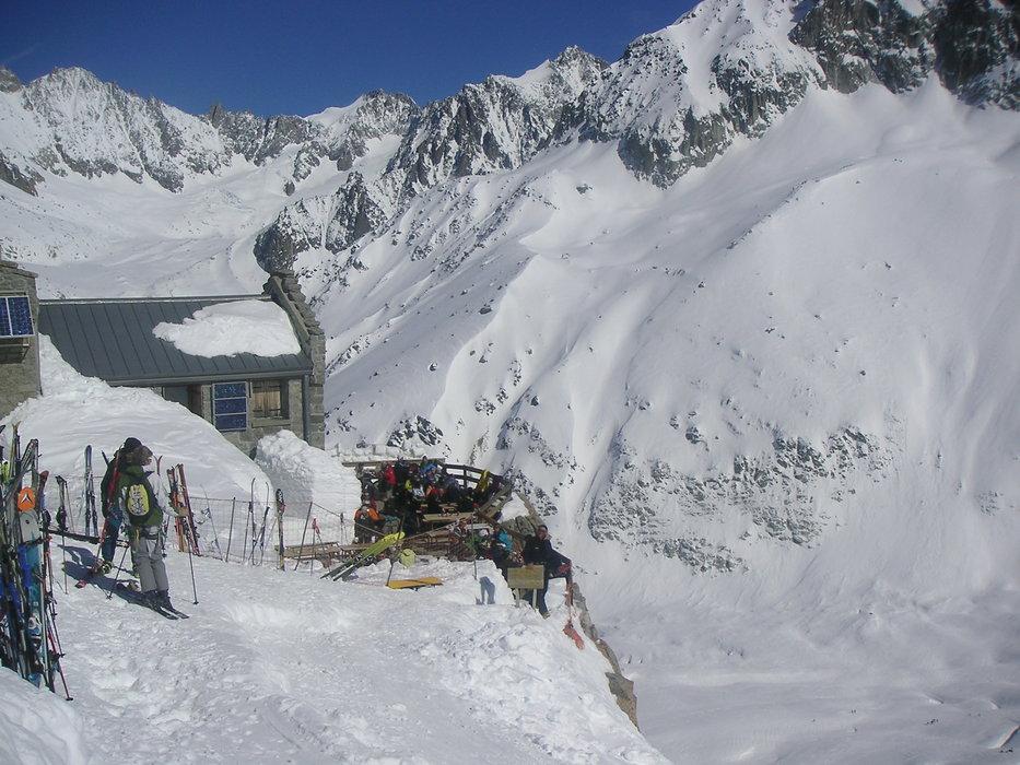 Chamonix Mont-Blanc - ©gerdami   gerdami @ Skiinfo Lounge