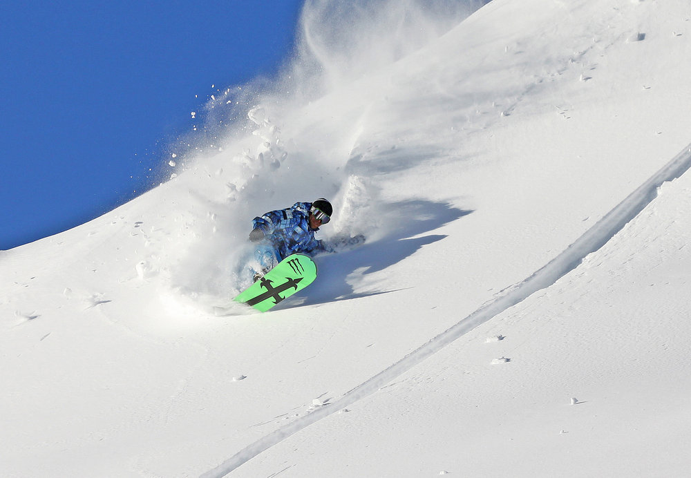 China Peak has terrain to satisfy the entire family. - ©Mike Hushaw