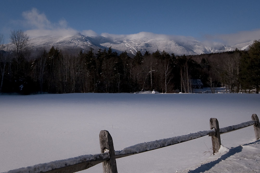 Majestic Mount Mansfield. - ©Stowe Mountain Resort