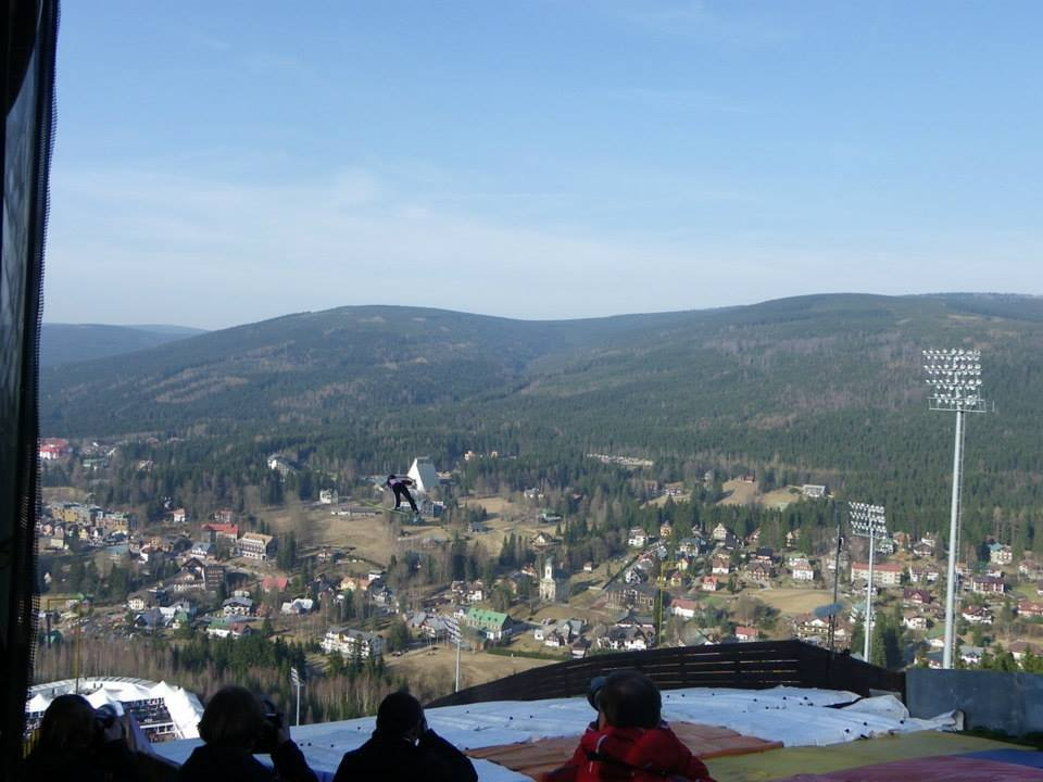 Ski Flying World Championships 2014 Harrachov, Day 2
