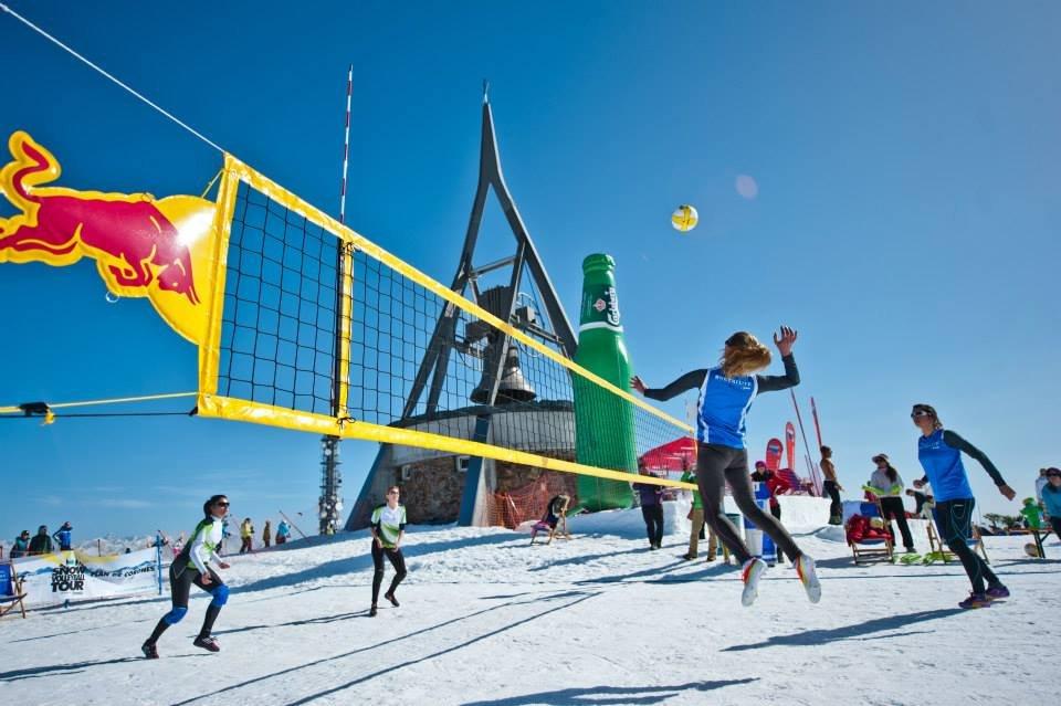 Snow Volleyball World Tour 2014 - Kronplatz - ©Snow Volleyball World Tour FB