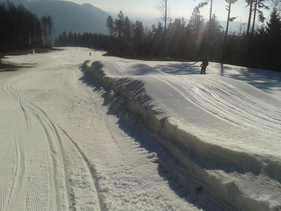 Skipark Červená Voda 13.3.2014