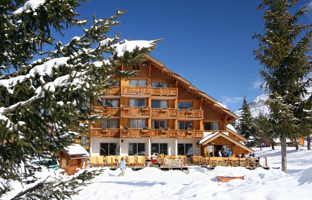 Centrale de reservation des 2 alpes les 2 alpes for Central de reservation hotel