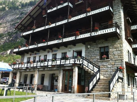 Casa Alpina De Filippi