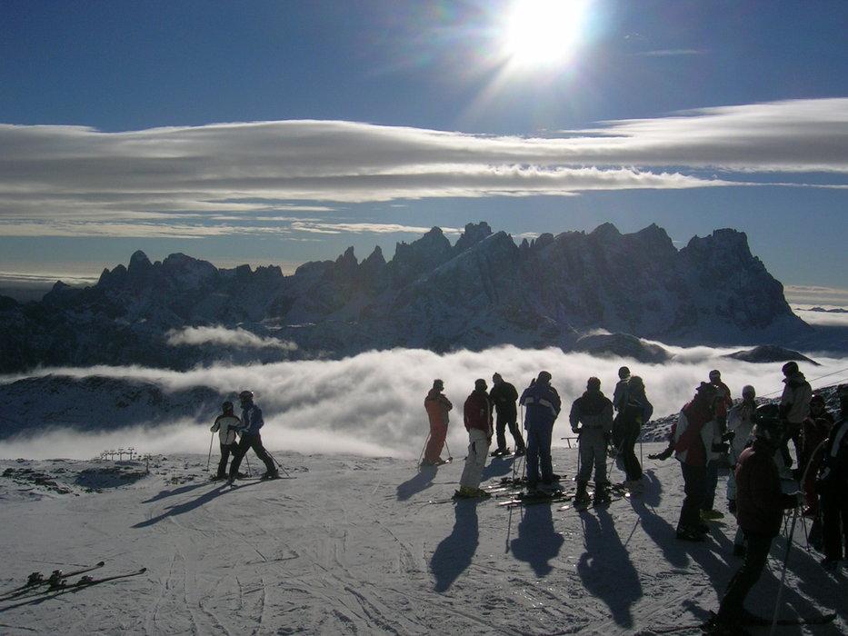 Falcade - Passo San Pellegrino - ©alecs | Gommarda @ Skiinfo Lounge
