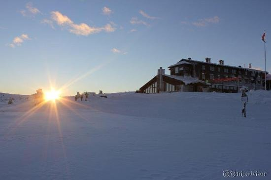 Pellestova Hotel Hafjell