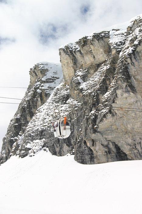 On the Mountain - ©Sal   Sal @ Skiinfo Lounge