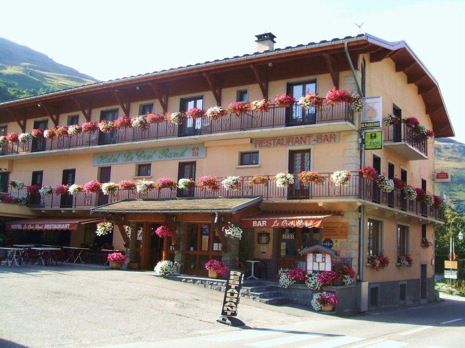 Hotel le Crêt-Rond
