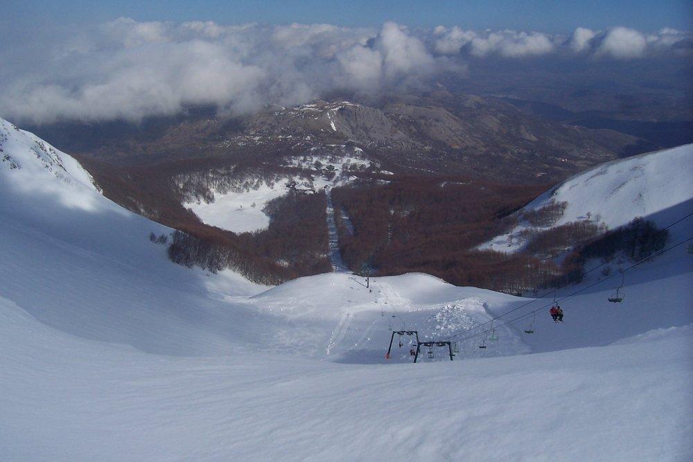 Monte Sirino - ©Salvatore De Maio | bingo @ Skiinfo Lounge
