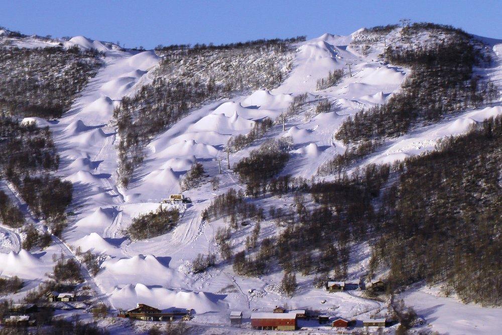 Gol - Golsfjellet - ©Geilo @ Skiinfo Lounge