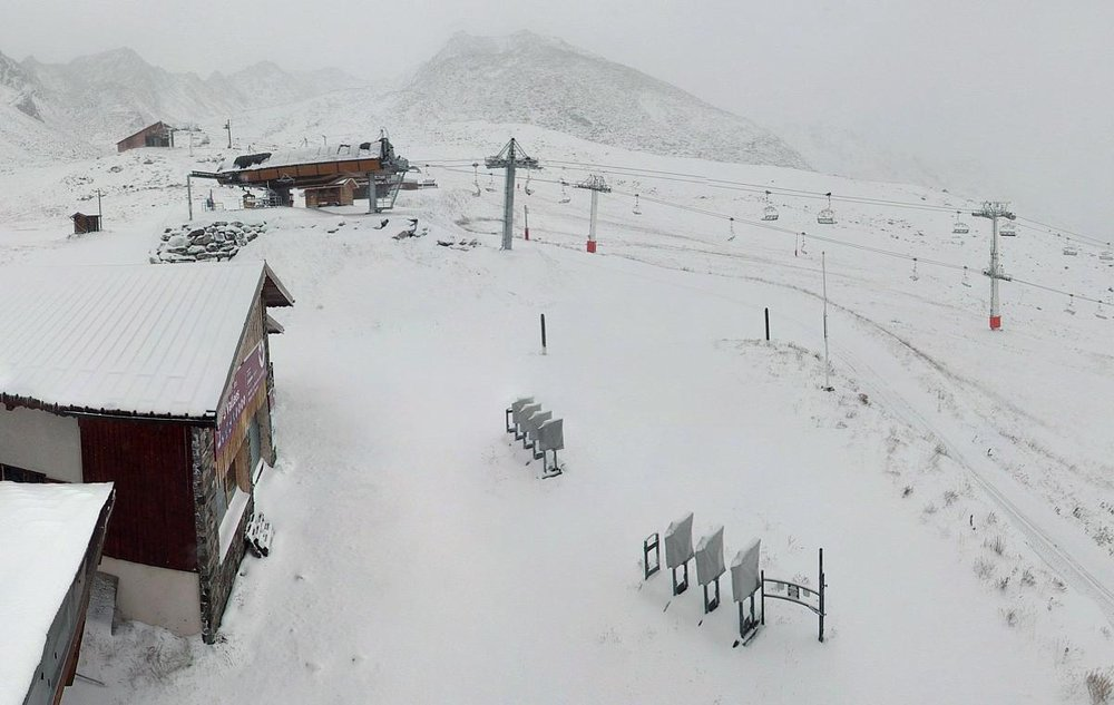 Val Thorens, Nov. 5, 2014
