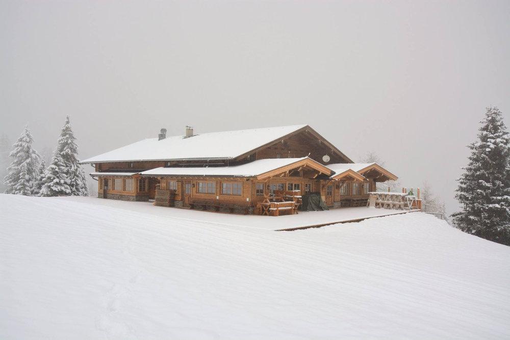 Der Winter ist im Alpbachtal eingekehrt - ©Kafner Ast Alpbachtal