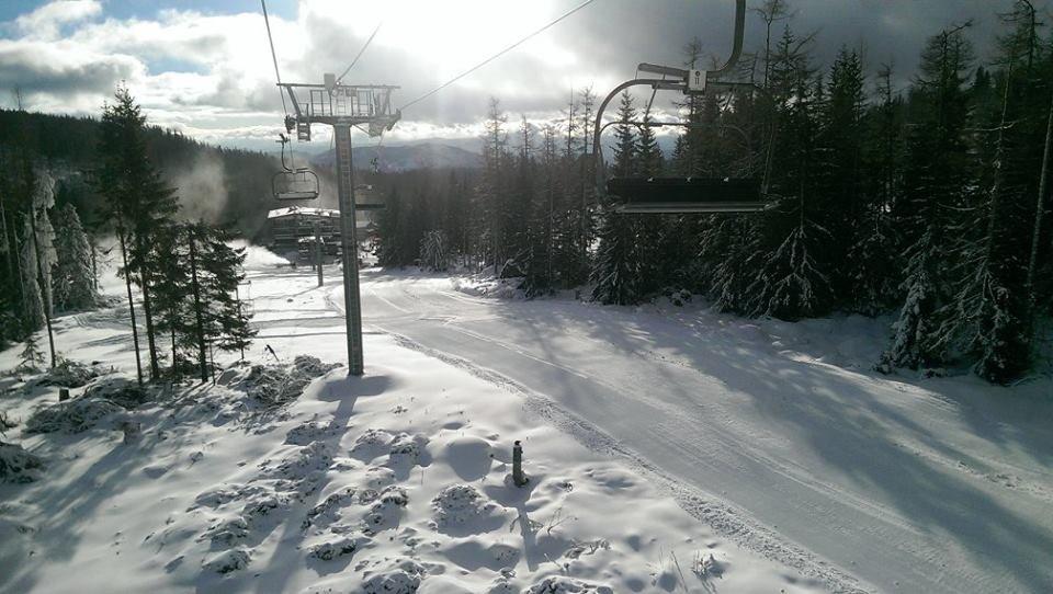 Štrbské Pleso, High Tatras, SVK, Dec 12, 2014