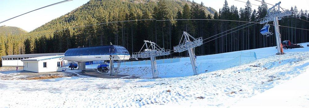New High Speed 6-chairlift in Roháče - Spálená dolina, Slovakia - ©Juraj Meško