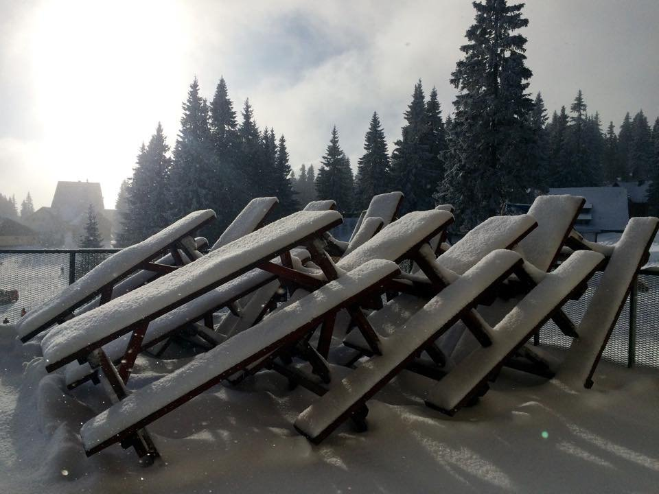 Winterpark Martinky, SK - Dec 29, 2014 - ©facebook.com/winterparkmartinky