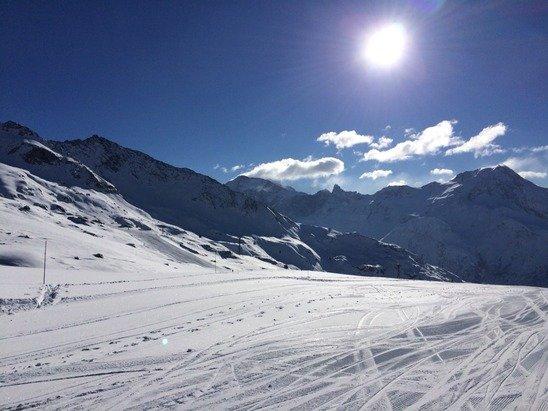 Glacier open today