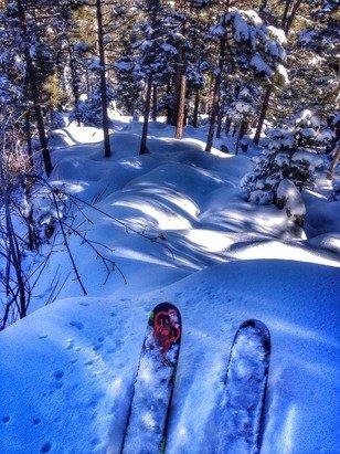 Find it, ski it