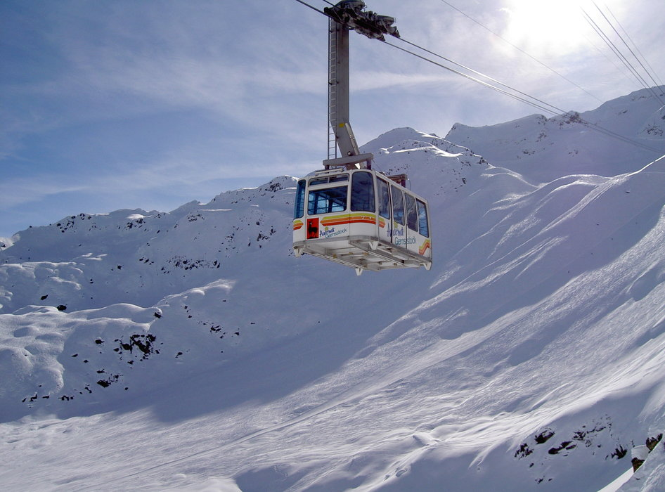 gemstock cable car 2003 - ©snowbandit @ Skiinfo Lounge