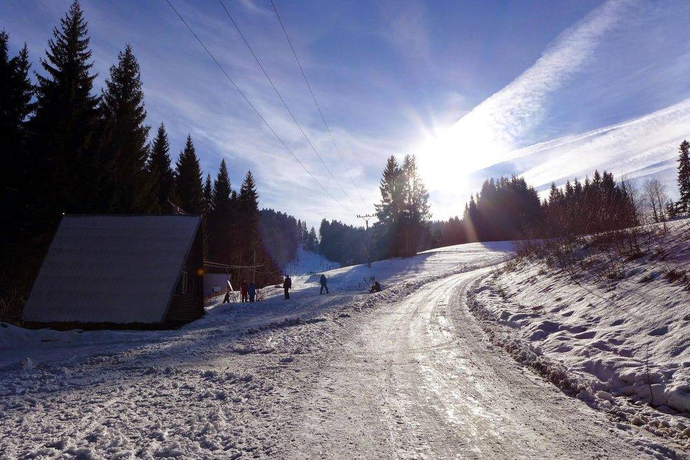Ski Park Gruň, Czech Republic - ©facebook.com/SkiParkGrun