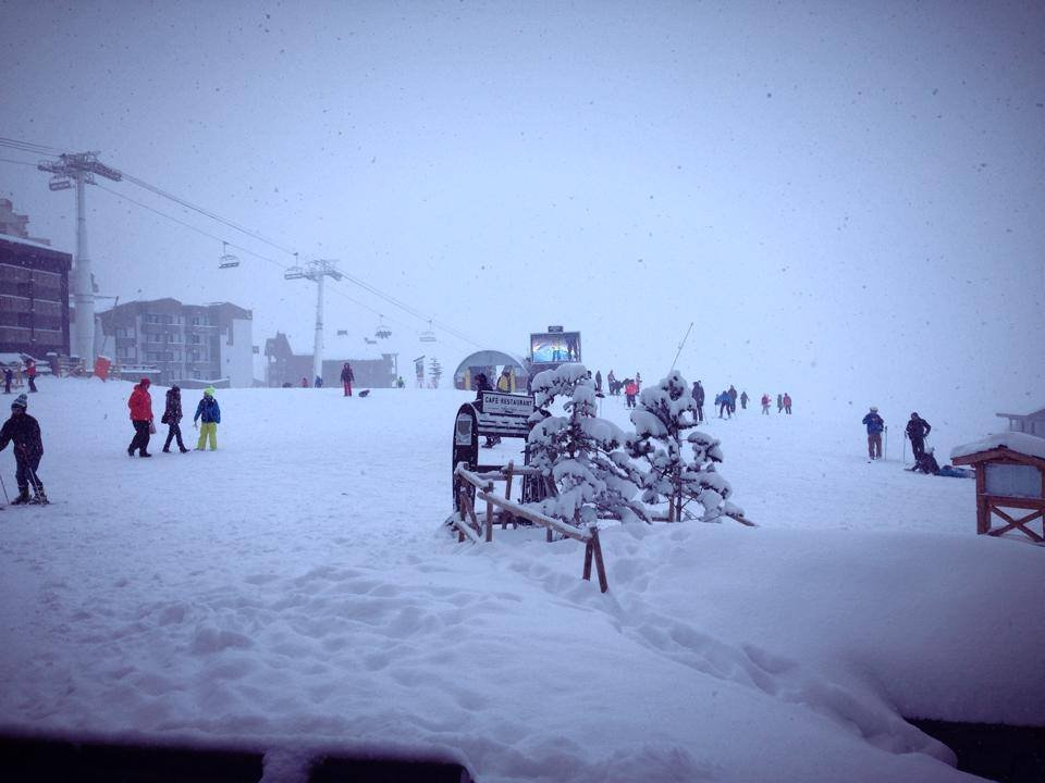 Val Thorens Jan. 17, 2015 - ©Val Thorens