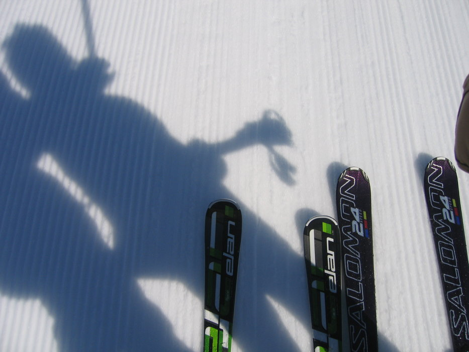 Elan v,s, Salomon - ©Alpis | Alpis @ Skiinfo Lounge