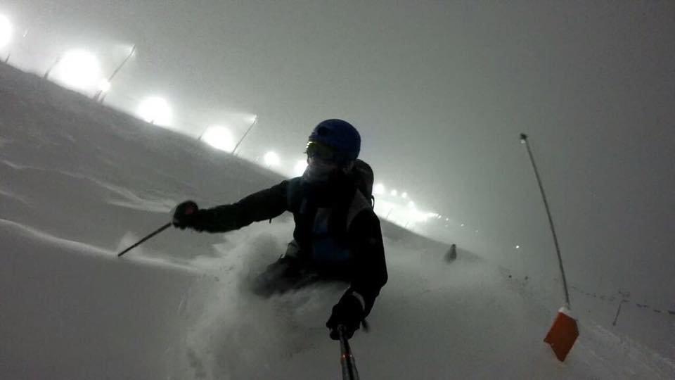 Alpe d'Huez Jan. 29, 2015 - ©Alpe d'Huez Officiel