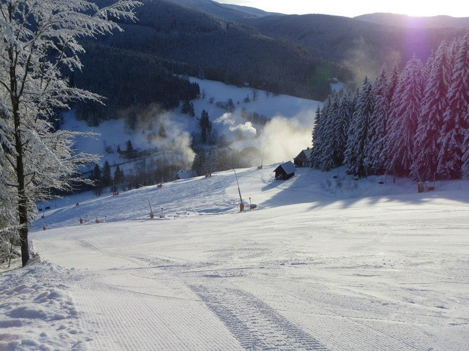 Ski resort Harrachov - ©Facebook SA Harrachov