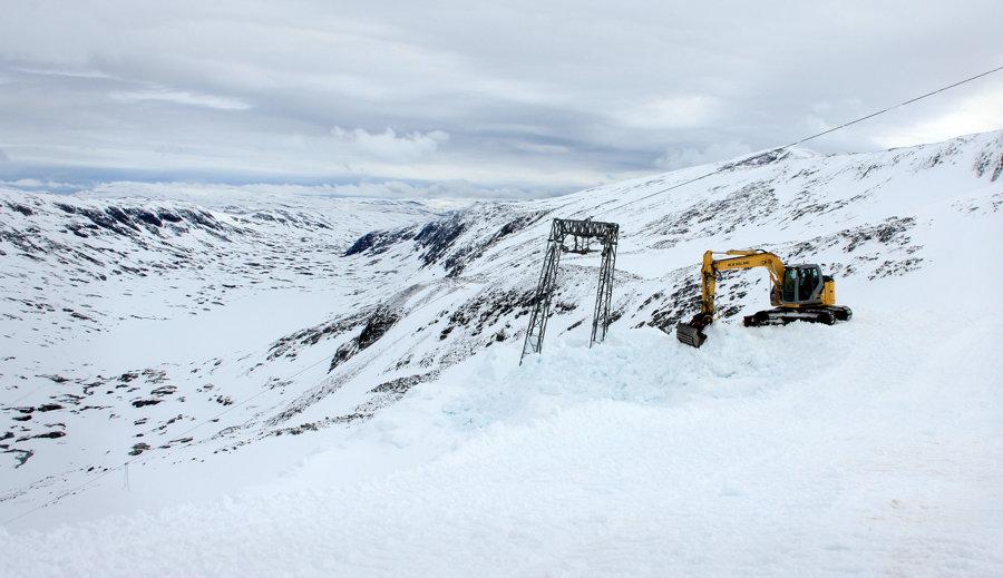 Stryn Glacier Ski - ©Magne Brekke | Skiinfo Norge @ Skiinfo Lounge