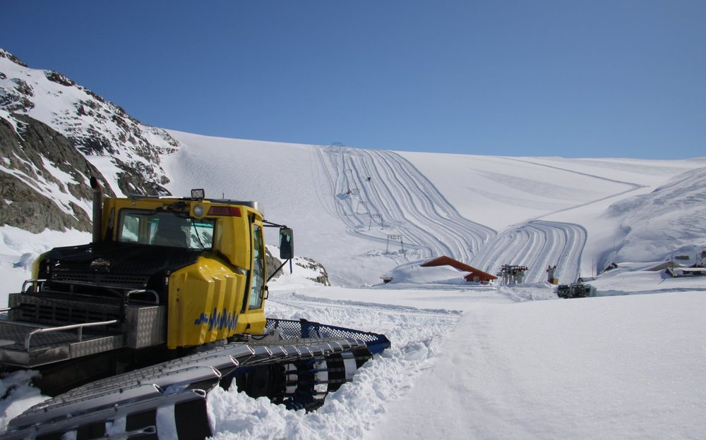 Fonna Glacier - ©Sjur Vågen | Skiinfo Norge @ Skiinfo Lounge