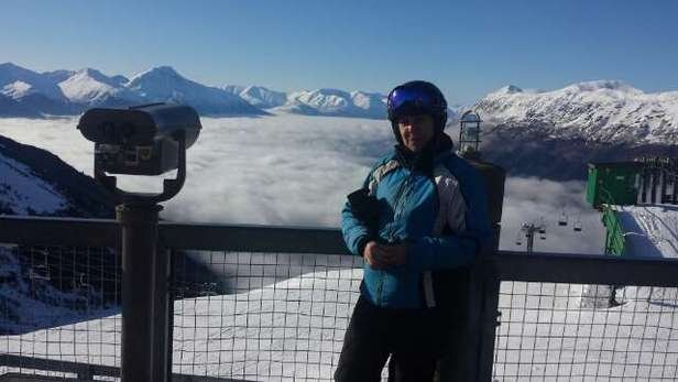 Alyeska Resort - Firsthand Ski Report - ©phillipslock
