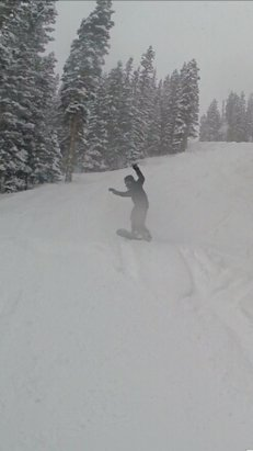 Durango Mountain Resort - On Saturday there was 4