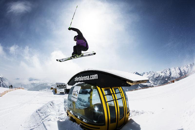 Snowpark Gerlos - ©shootandstyle.com