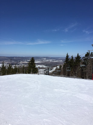 Canaan Valley Resort - Beautiful day to ski. Slopes were great. All trails open. Not busy at all. Perfect!  - ©BJ