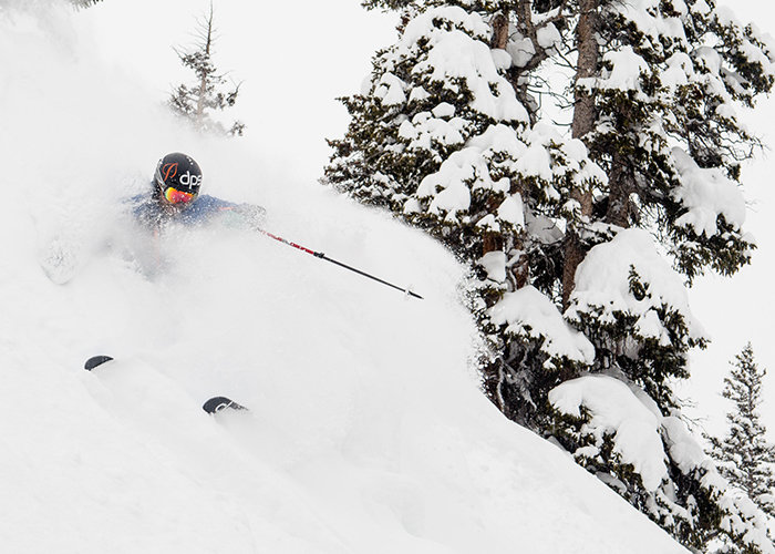 Aspen/Snowmass has the goods this week. - ©Aspen Snowmass