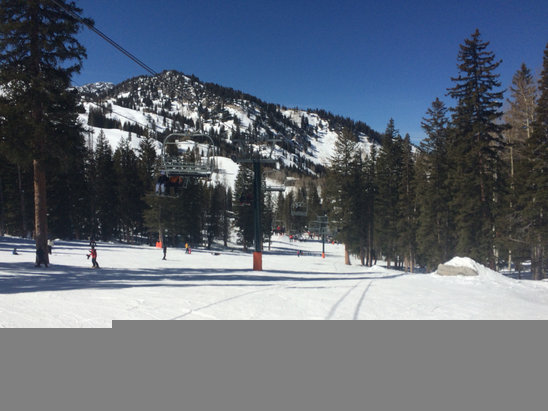 Brighton Resort - Firsthand Ski Report - ©skier
