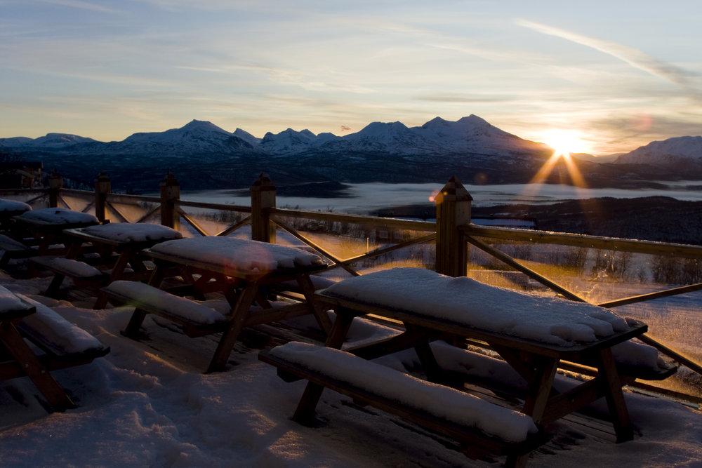 Målselv - ©Kyrre Krøger Vanebo | Målselv Fjellandsby @ Skiinfo Lounge