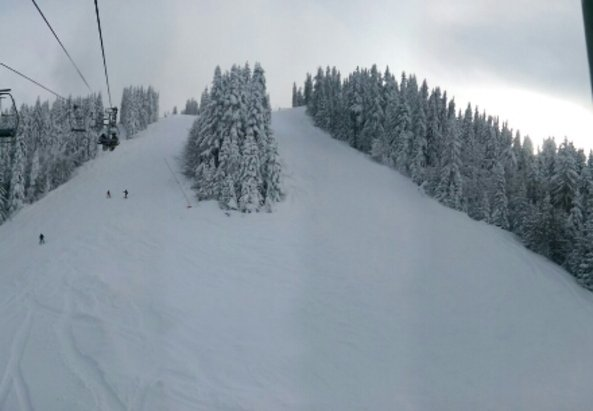 Pamporovo - Perfect ski and snowboard conditions - ©glyaskov