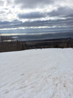 Lutsen Mountains - Really fun today especially in the morning! Awsome view as always - ©anonymous