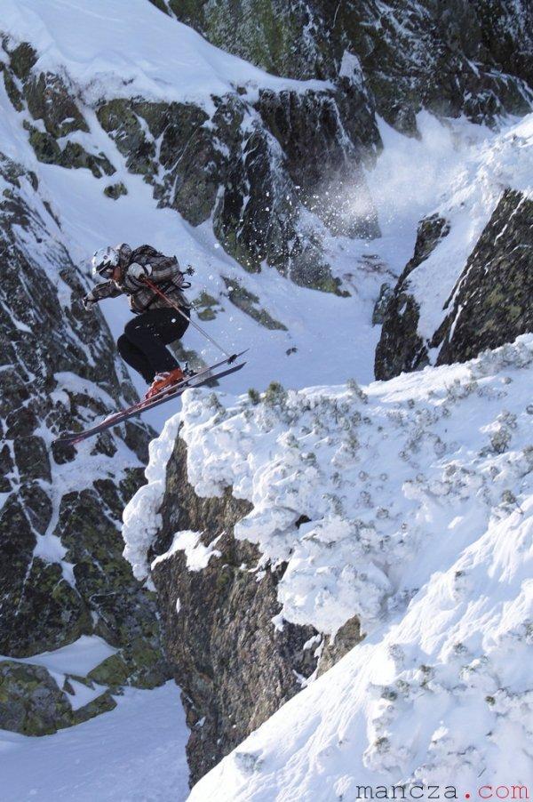 cliff huck | me - ©mancza | dynamite1 @ Skiinfo Lounge