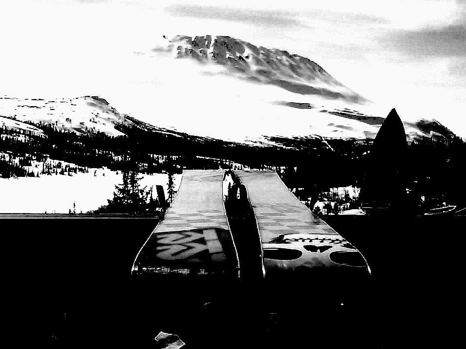 Gaustablikk - ©meg | powow @ Skiinfo Lounge