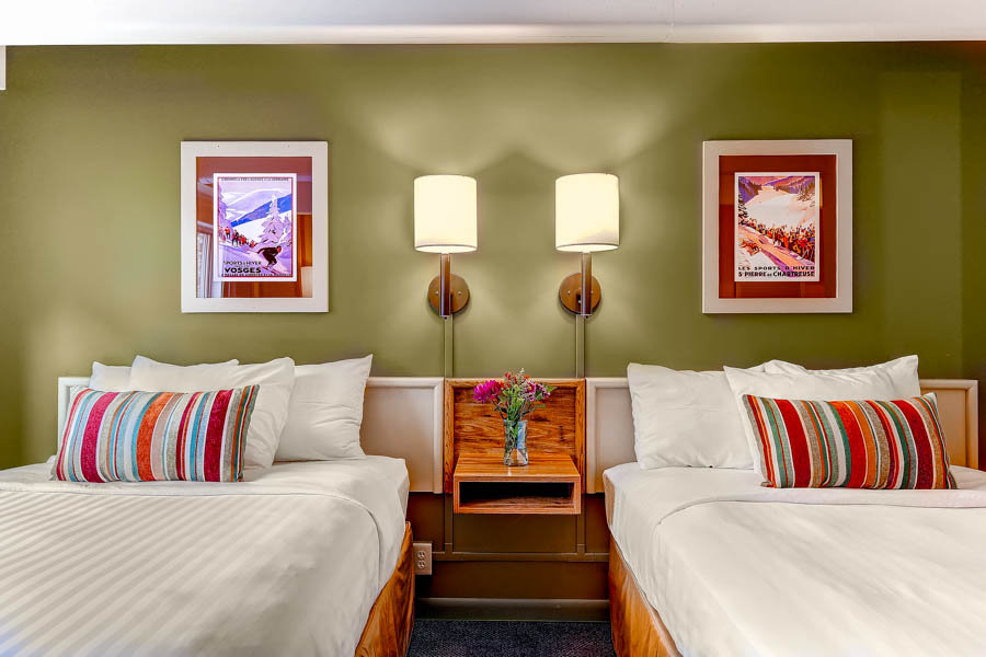 Room at Goldminer's Daughter at Alta Ski Resort - ©Alta Ski Area