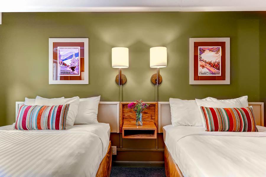 Room at Goldminer's Daughter at Alta Ski Resort - ©Alta Ski Area